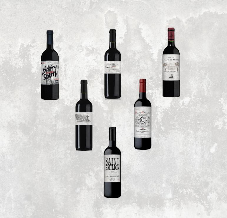 Coffret-6 vins-bardet